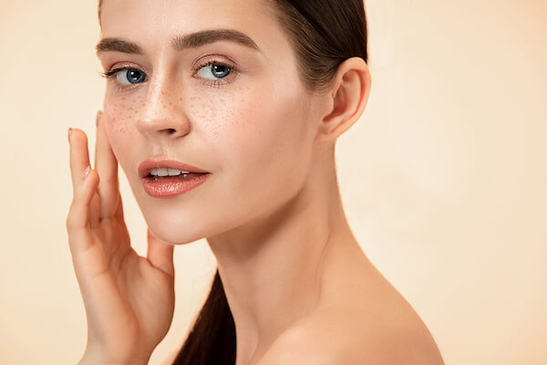 Skin Pigmentation, Pigmentation On Face