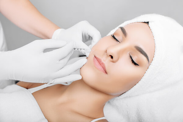 Hyaluronic Acid Injection, Face Fillers